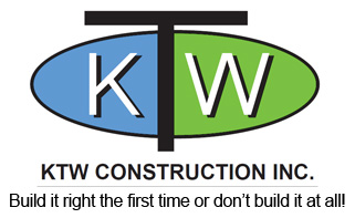 KTW Construction Inc Logo